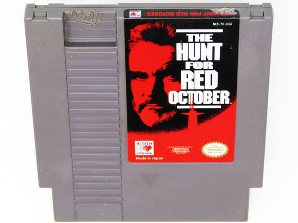 Hunt for Red October (Nintendo / NES)