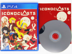 Iconoclasts (Limited Run) (Playstation 4 / PS4)