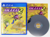 Bleed + Bleed 2 (JP Import) (Playstation 4 / PS4)