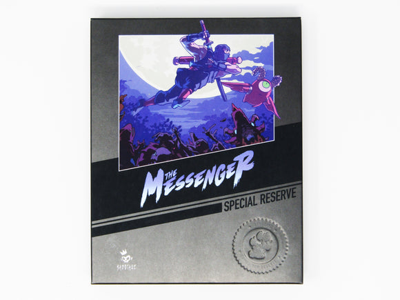 The Messenger [Special Reserve] (Playstation 4 / PS4)
