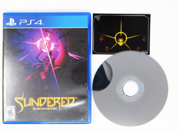 Sundered [Limited Run] (Playstation 4 / PS4)