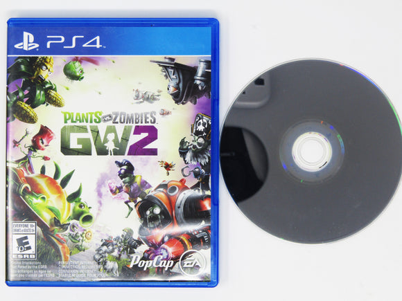 Plants Vs. Zombies: Garden Warfare 2 (Playstation 4 / PS4)