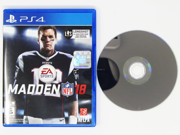 Madden NFL 18 (Playstation 4 / PS4)