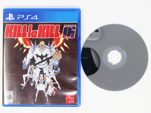 Kill La Kill-IF (Playstation 4 / PS4)