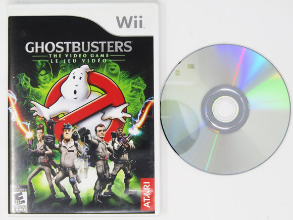 Ghostbusters: The Video Game (Wii)