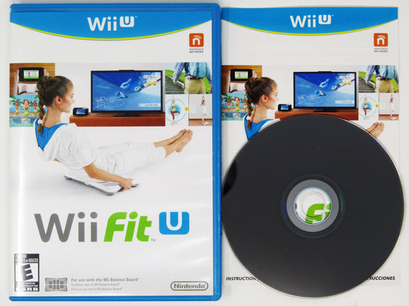 Wii Fit U (Game Only) (Wii U)