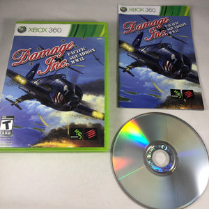 Damage Inc.: Pacific Squadron WWII (XBox 360)