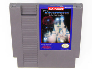 Adventures in the Magic Kingdom (Nintendo / NES)