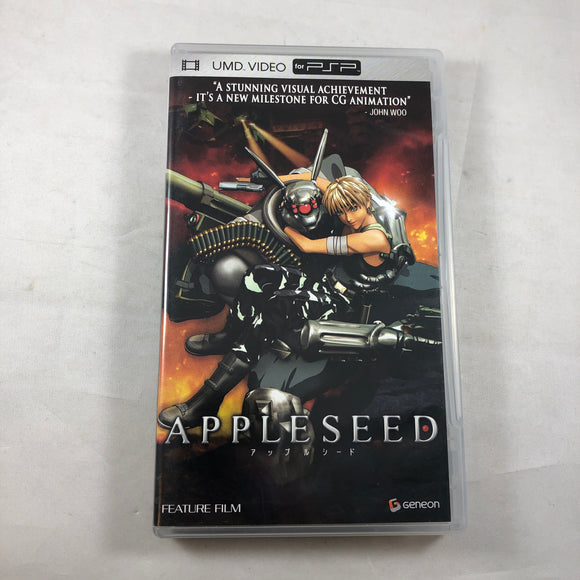 Appleseed (UMD Video) (Playstation Portable / PSP)