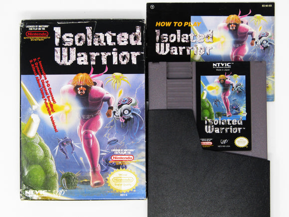 Isolated Warrior (Nintendo / NES)