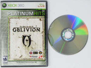 The Elder Scrolls IV: Oblivion (Platinum Hits)  (Xbox 360)