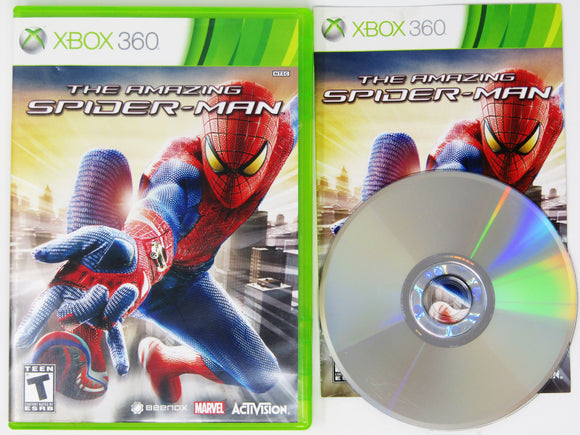 Amazing Spiderman (Xbox 360)