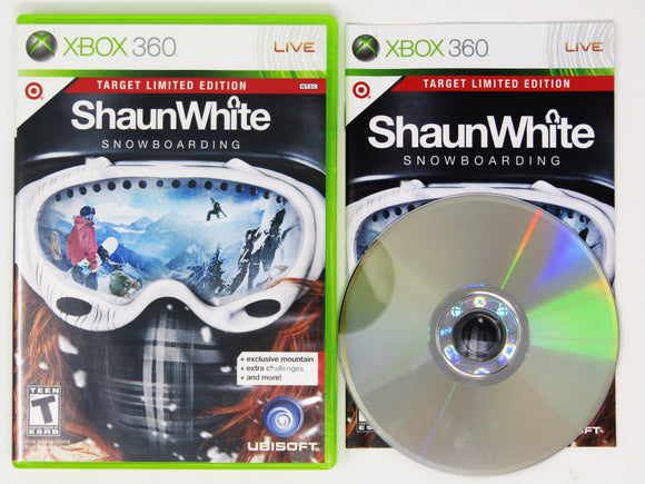 Shaun White Snowboarding [Target Limited Edition] (Xbox 360)