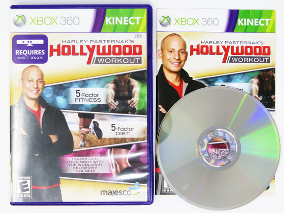 Harley Pasternak Hollywood Workout (Xbox 360)