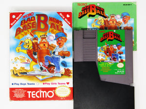 Bad News Baseball (Nintendo / NES)