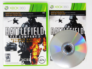 Battlefield: Bad Company 2 Ultimate Edition (XBox 360)