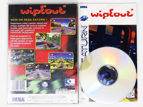 Wipeout (Saturn)
