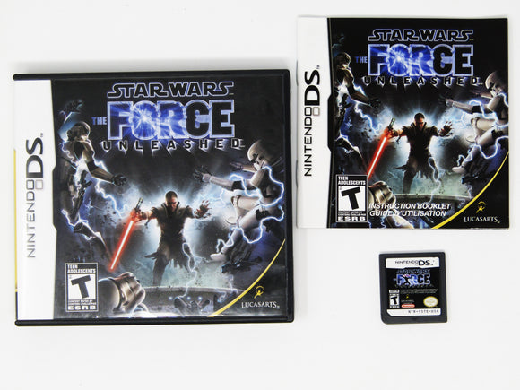 Star Wars The Force Unleashed (Nintendo DS)