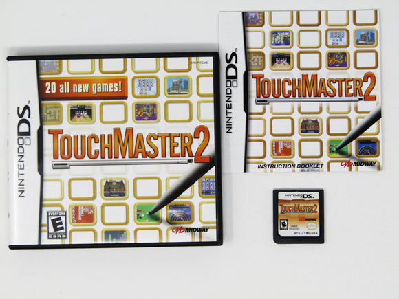 Touchmaster 2 (Nintendo DS)