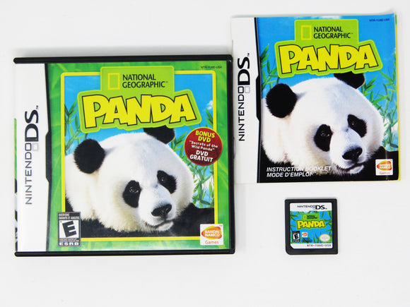 National Geographic Panda (Nintendo DS)