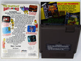 The Simpsons Bart Vs The World (Nintendo / NES)