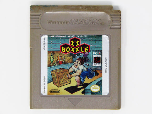 Boxxle II (Game Boy)