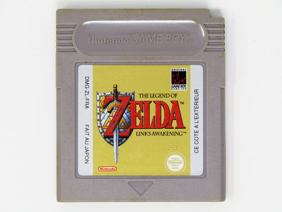 Zelda Link's Awakening (PAL) (Game Boy)