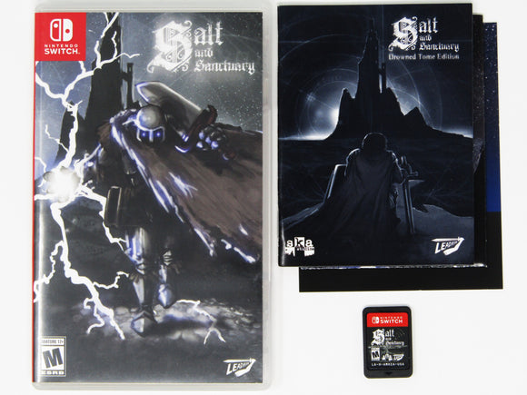 Salt & Sanctuary (Nintendo Switch)