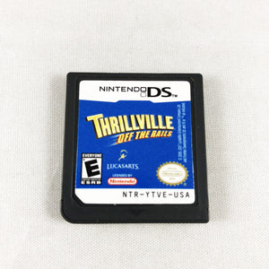 Thrillville Off The Rails (Nintendo DS)