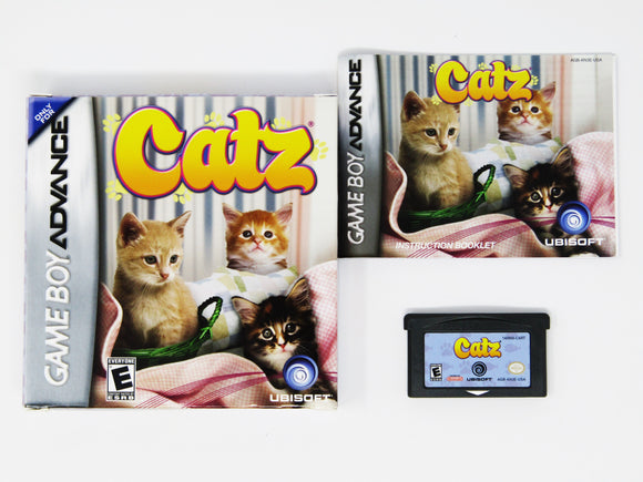 Catz (Game Boy Advance / GBA)