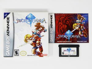 Sword of Mana (Game Boy Advance / GBA)