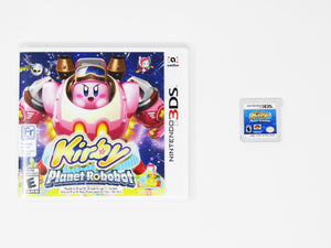 Kirby Planet Robobot (Nintendo 3DS)