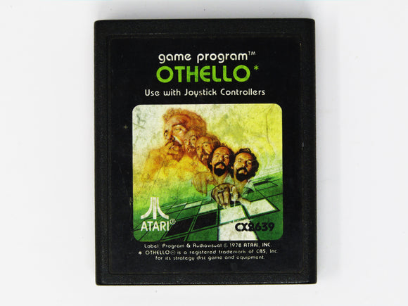 Othello [Picture Label] (Atari 2600)