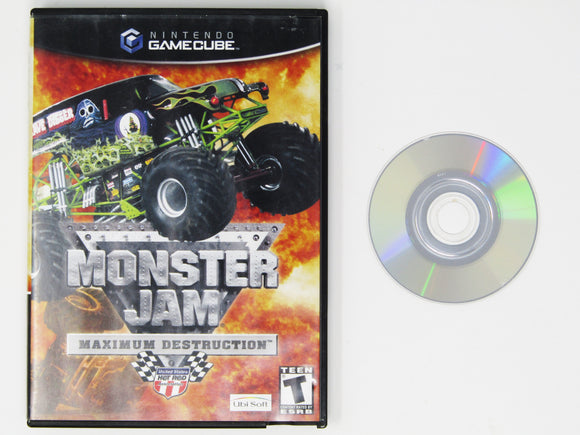 Monster Jam Maximum Destruction (Gamecube)