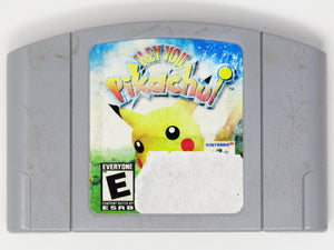 Hey You Pikachu (Nintendo 64 / N64)