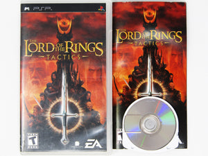 Lord of the Rings Tactics (Playstation Portable / PSP)