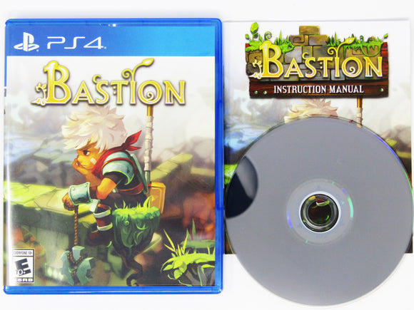 Bastion [Limited Run] (Playstation 4 / PS4)