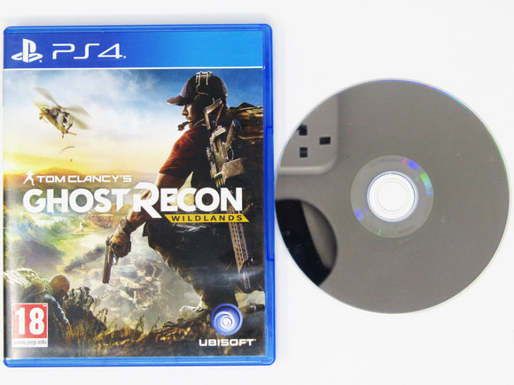 Ghost Recon Wildlands [PAL] (Playstation 4 / PS4)