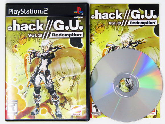 .hack GU Redemption (Playstation 2 / PS2)