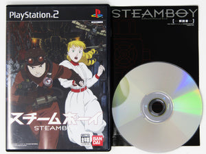 Steamboy (JP Import) (Playstation 2 / PS2)