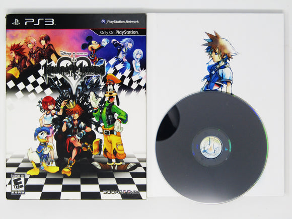 Kingdom Hearts HD 1.5 Remix [Limited Edition] (Playstation 3 / PS3)