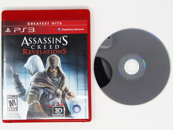 Assassin's Creed: Revelations [Greatest Hits] (Playstation 3 / PS3)