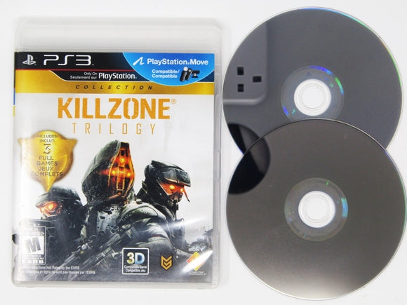 Killzone Trilogy Collection (Playstation 3 / PS3)