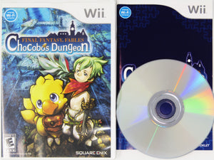 Final Fantasy Fables Chocobo's Dungeon (Wii)