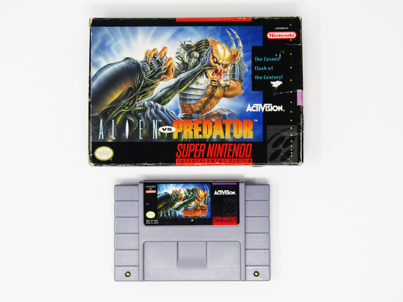 Alien vs Predator (Super Nintendo / SNES)