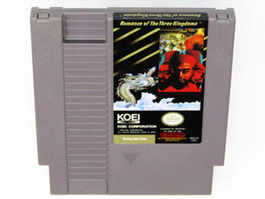 Romance Of The Three Kingdoms (Nintendo / NES)