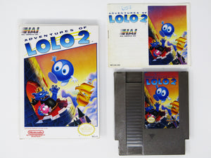 Adventures of Lolo 2 (Nintendo / NES)