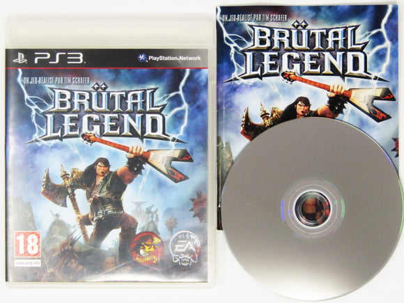 Brutal Legend [PAL] (Playstation 3 / PS3)