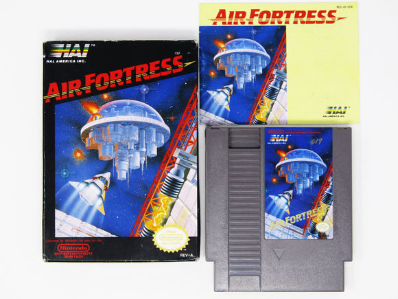 Air Fortress (Nintendo / NES)