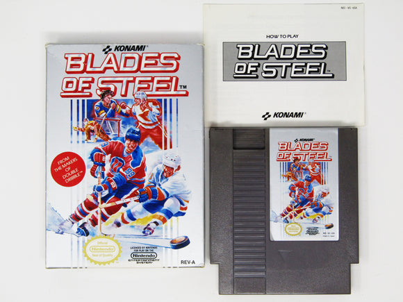 Blades of Steel (Nintendo / NES)